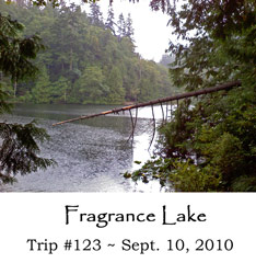 Trip 123 Fragrance Lake 09-10-10