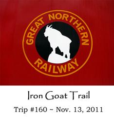 Trip 160 Iron Goat 11-13-2011