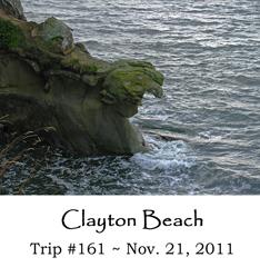 Trip 161 Clayton Beach 11-21-2011