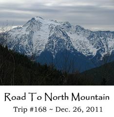 Trip 168 North Mountain 12-26-2011