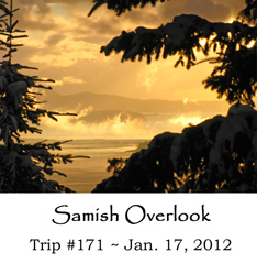 Trip 171 Samish Overlook (snow)