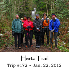 Trip 172 Hertz Trail (North Lake Whatcom Trail)