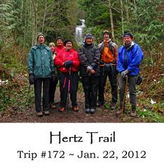 Trip 172 Hertz Trail (North Lake Whatcom Trail)