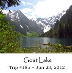Trip 185 Goat Lake (MLH)