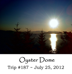 Trip 187 Oyster Dome