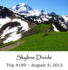 Trip 189 Skyline Divide (Mt. Baker)