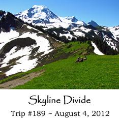 Trip 189 Skyline Divide (Mt. Baker)