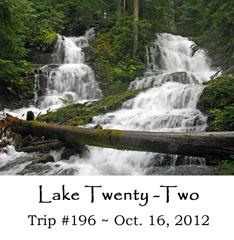 Trip 196 Lake Twenty-Two