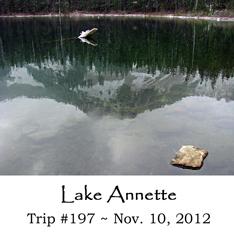 Trip 197 Annette Lake