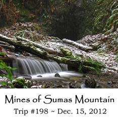 Trip 198 Sumas Mountain