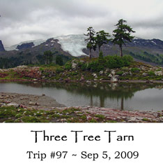Trip 97 Three Tree Tarn 09-05-09